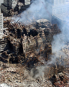 September 17 2001 Ground Zero 01