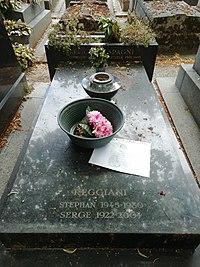 Serge Reggiani tombe.jpg