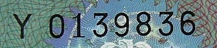 Serial number from an identity document Seriennummer.JPG