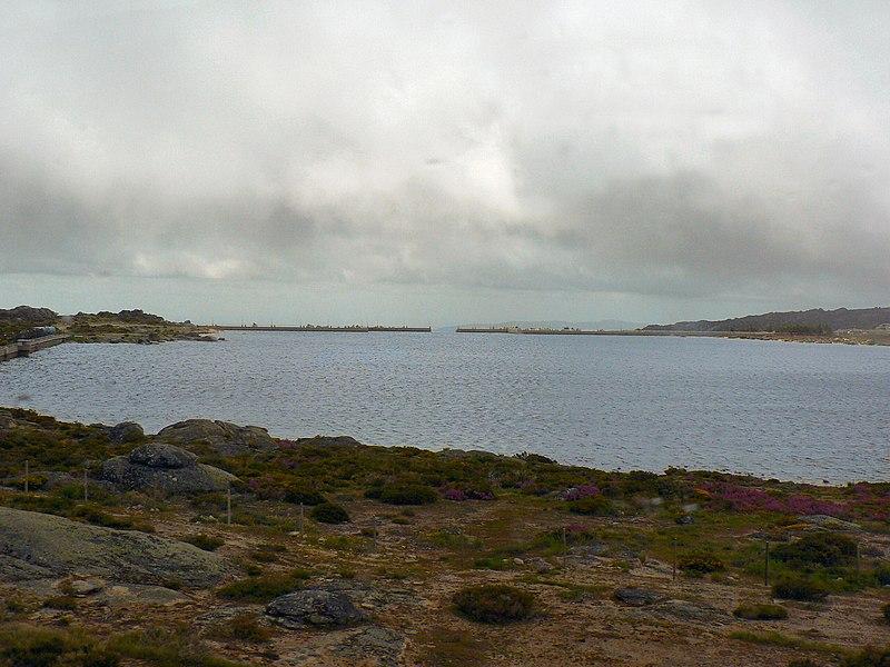 Image:Serra da Estrela - Barragem.JPG