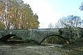 Pont sobre la Thongue