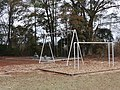 Seventh-Day Adventist Church, Oglethorpe cemetery and playground.JPG