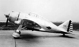 Seversky XP-41 - Seversky XP-41