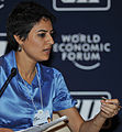 Shaili Chopra - India Economic Summit 2011.jpg