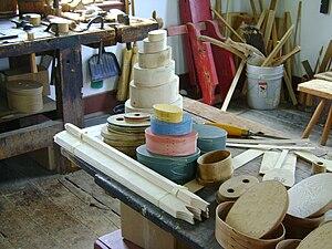 Shaker-style pantry box - Shaker pantry box molds
