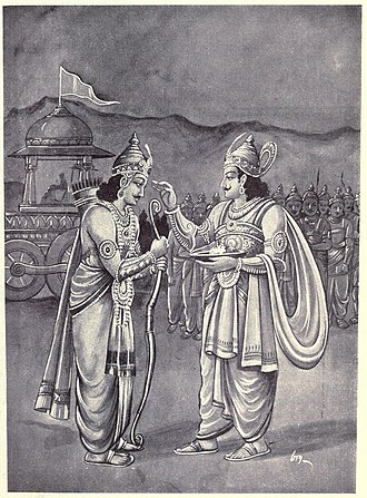 Shalya - Shalya is anointed as the commander-in-chief of the Kaurava army