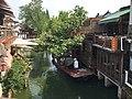 Shanghai Qingpu - Zhujiajiao IMG 8145 Caohe Street and canal.jpg