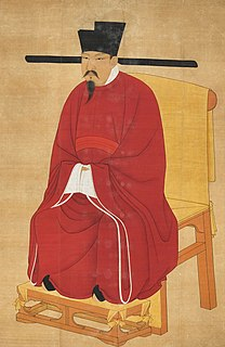 Emperor Shenzong of Song 11th-century Chinese emperor