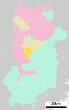 Shimoichi in Nara Prefecture Ja.svg