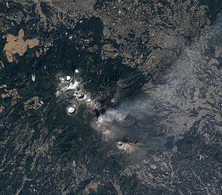mountain in Kagoshima Prefecture, Japan