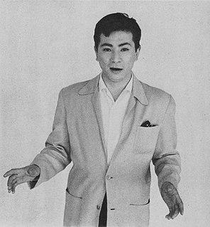 Shintaro Katsu Japanese actor