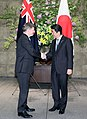 Shinzo Abe and Bill English 2017 (2).jpg