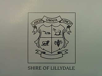 Shire of Lillydale - Image: Shire of Lillydale Logo