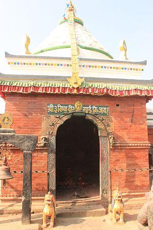 Madhyapur Thimi - Shree 3 Bishnu Bir Mai, Sunga Tole