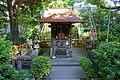 Shrine - Old Yasuda Garden - Tokyo, Japan - DSC06477.jpg