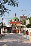 Shrine of Abdul Ghani between Shalamar Garden