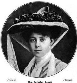 Hamar Alfred Bass - Sibell Bass Levett, daughter of Hamar Bass, wife of Major Berkeley Levett