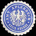 Siegelmarke Amt Aplerbeck - Kreis Hoerde W0226263.jpg