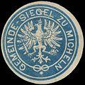 Siegelmarke Gemeinde-Siegel zu Micheln W0382946.jpg