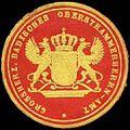 Siegelmarke Grossherz. Badisches Oberstkammerheren-Amt W0313299.jpg