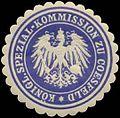 Siegelmarke K. Spezial-Kommission zu Coesfeld W0387204.jpg