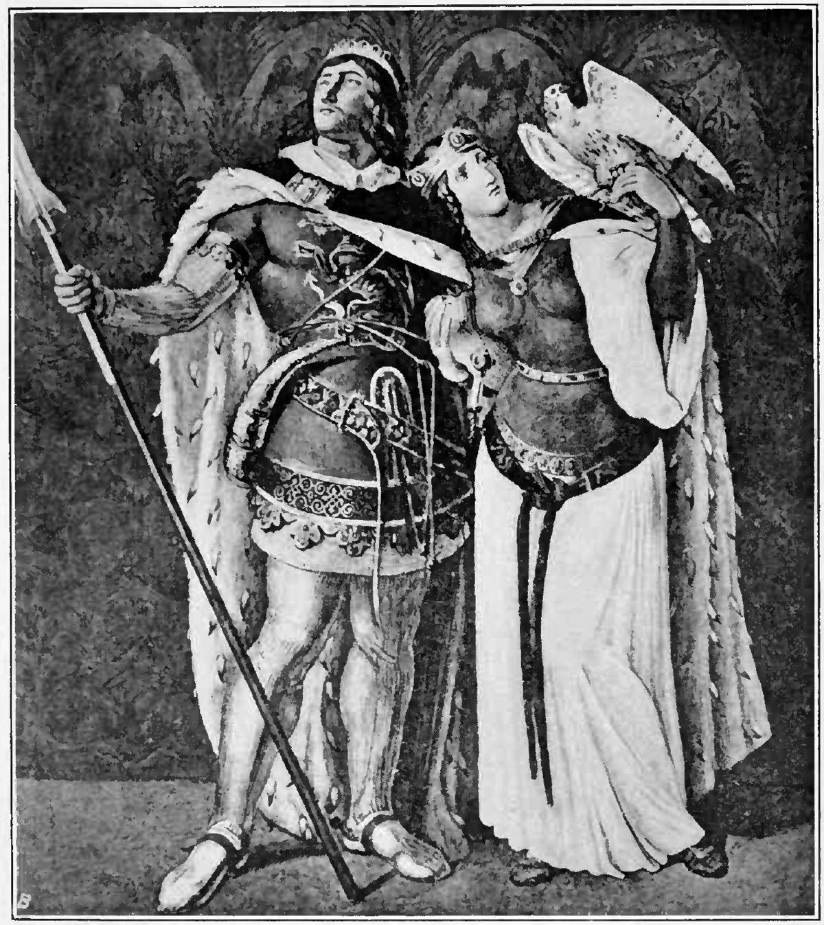 File:Siegfried and Kriemhild.jpg - Wikimedia Commons