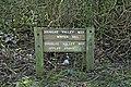 Sign - Douglas Valley Way - geograph.org.uk - 928036.jpg