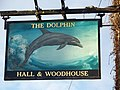 Sign for the Dolphin - geograph.org.uk - 1056567.jpg