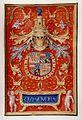 Simon Bening - Libro del Toison - Emblema de Filipe El Hermoso.jpg