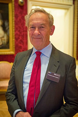 Simon Schama - Schama in 2013