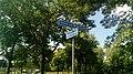 Simon van Wattumpad street sign, Winschoten (2019) 06.jpg