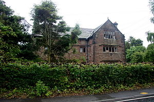 Simonswood - Image: Simonswood Hall Geograph 4558142