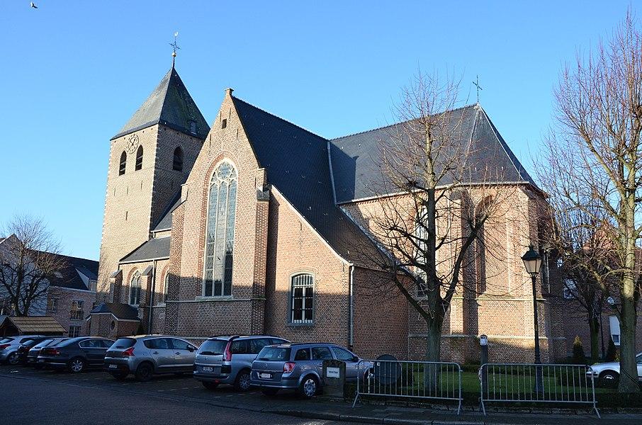 Sint-Pieter en Pauwelkerk, Pulle