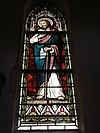 sint martinuskerk katwijk (cuijk) raam st. mathias