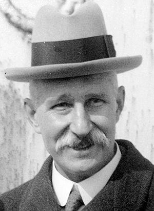 Sir Ernest Glover, 1st Baronet - Sir Ernest Glover