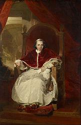 Thomas Lawrence: Pope Pius VII (1742-1823)