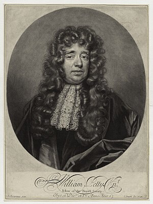 English: William Petty (1623-1687)