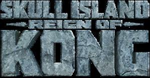 Skull Island: Reign of Kong - Image: Skull Island Reign of Kong Logo
