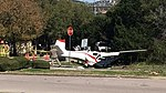 Small plane crash at Lakeway Blvd.jpg
