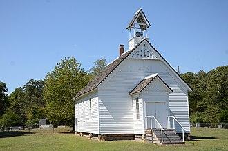 Smyrna Methodist Church - Image: Smyrna Methodist Church