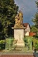 Socha svatého Jana Křtitele, Věrovany, okres Olomouc.jpg