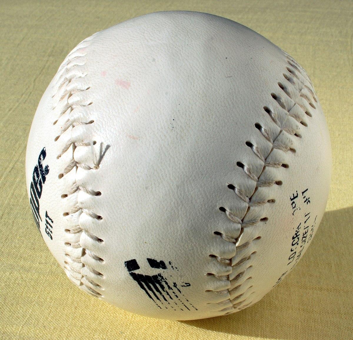 Softball: Wiktionary