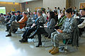 Soldiers, family members, and local citizens attend the Marysville Armed Forces Reserve Center opening in Marysville, Wash., April 1, 2012 120401-A-RB545-312.jpg