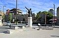 Soldiers statue Durrës Albania 2018 3.jpg