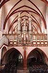 Solms - Kloster Altenberg - ev Kirche - Orgel - Prospekt 2.JPG
