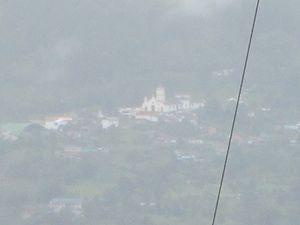 Somondoco - Image: Somodoco desde guateque
