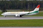 Somon Air, EY-787, Boeing 737-8GJ (29039557753).jpg