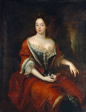 Bad Iburg - Sophia Charlotte, first Queen of Prussia, was born in Iburg castle