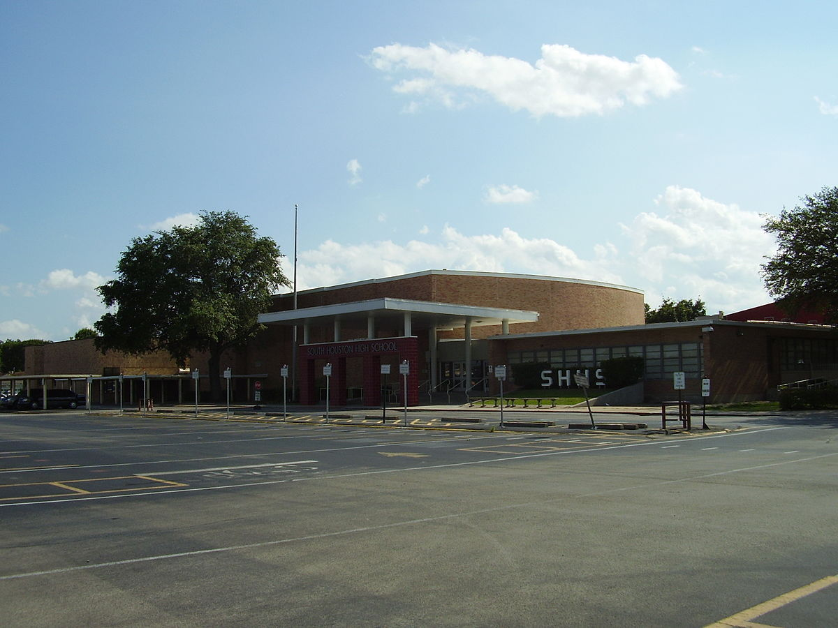 South Houston High School - Wikipedia