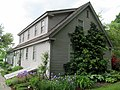 South corner, Huntley-Brown House, Florence Griswold Museum, Lyme, CT.JPG